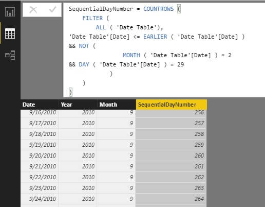 What is Row Context? - Power BI Data Modeling